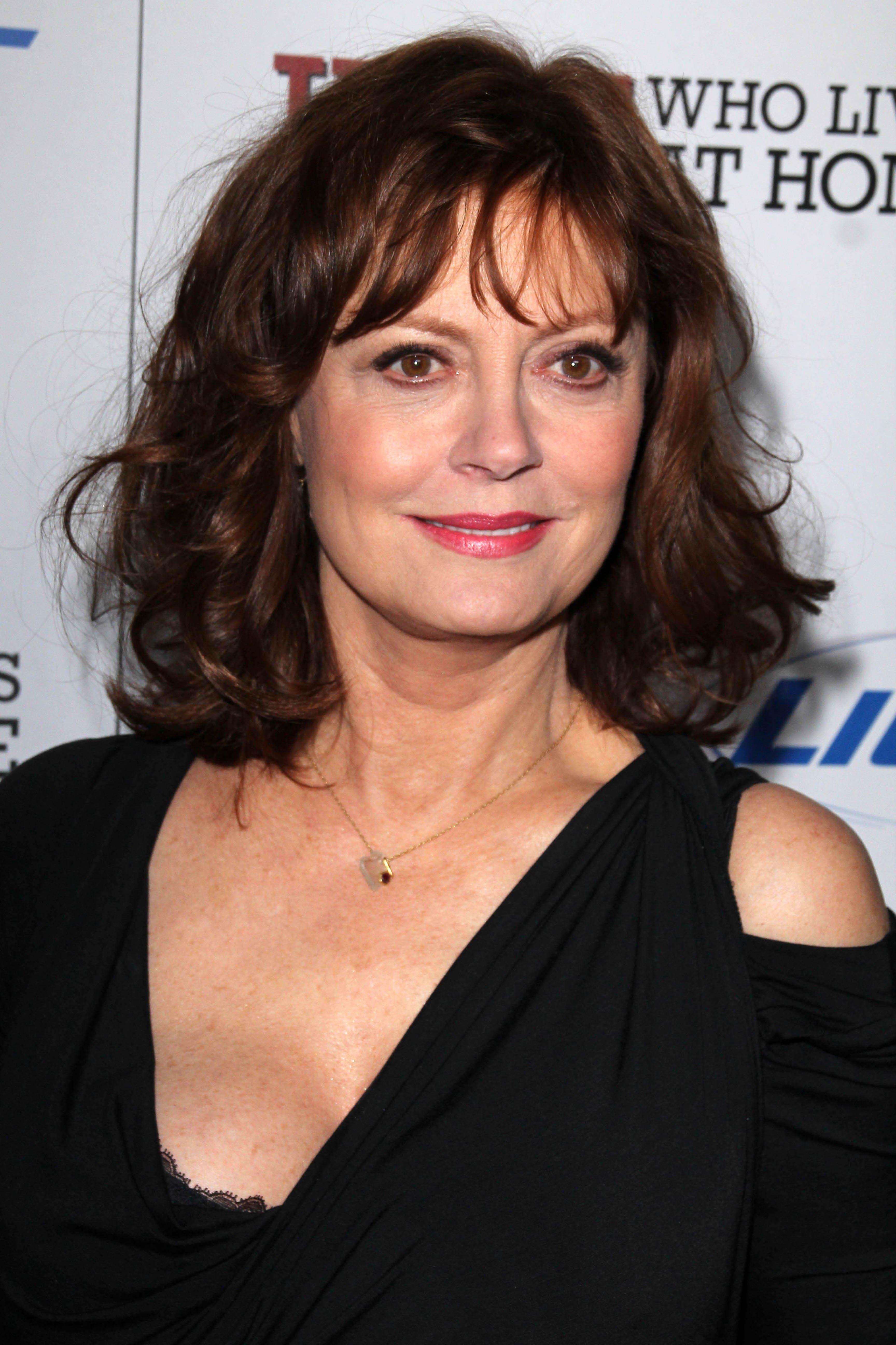 Actress Susan Sarandon   Photo: Getty Images