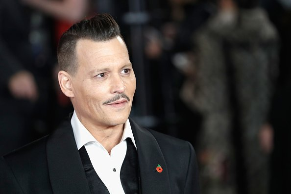 Johnny Depp, London, 2017 | Quelle: Getty Images