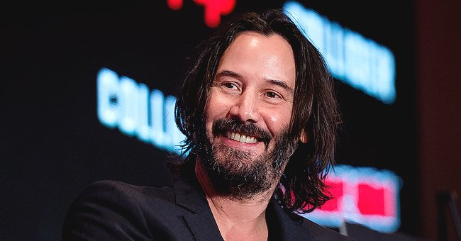 4 Keanu Reeves Fun Facts — from Dressing up as Dolly Parton to a Sandra Bullock Crush