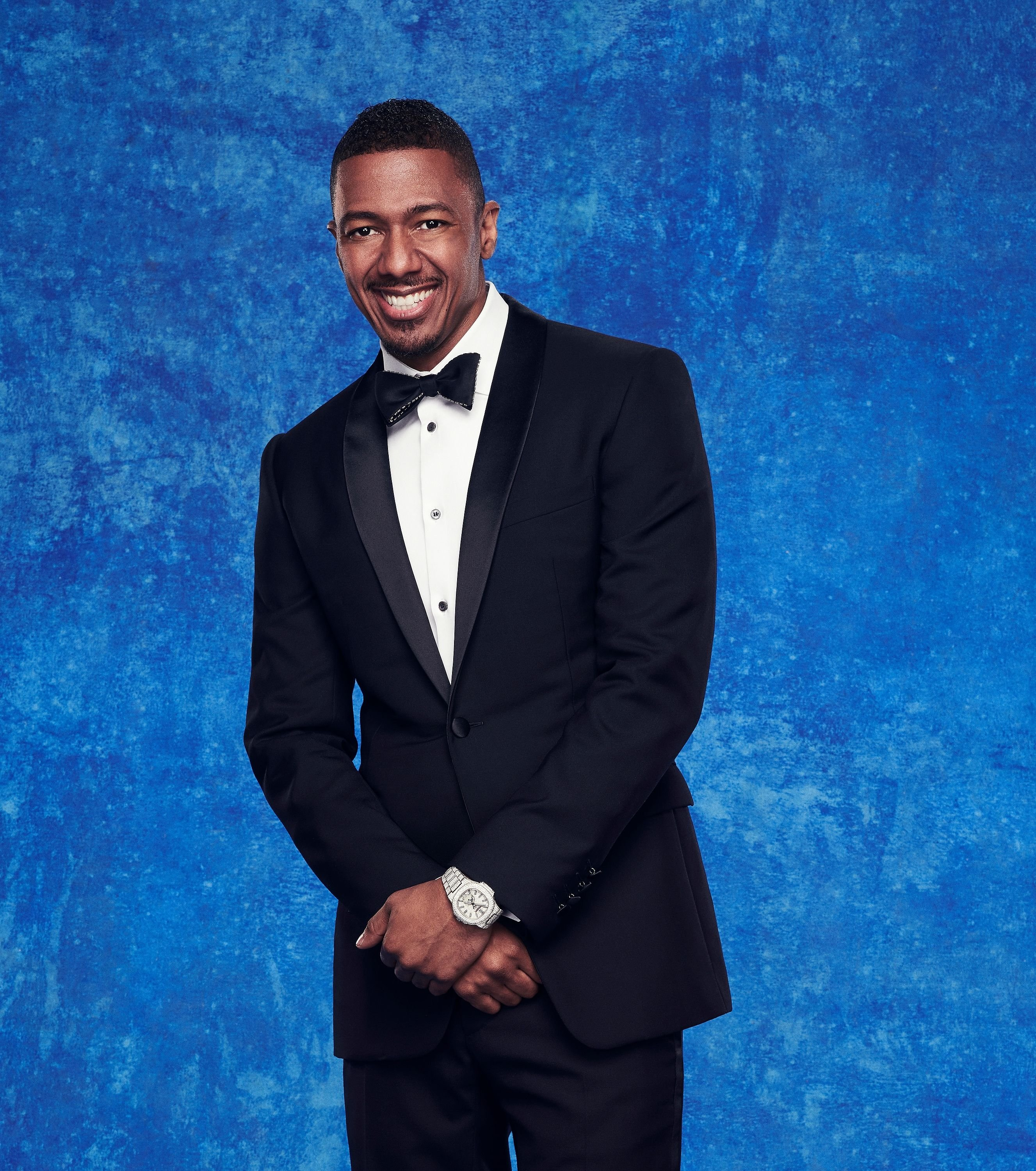 """A photo of Nick Cannon for """"The Masked Singer."""" 