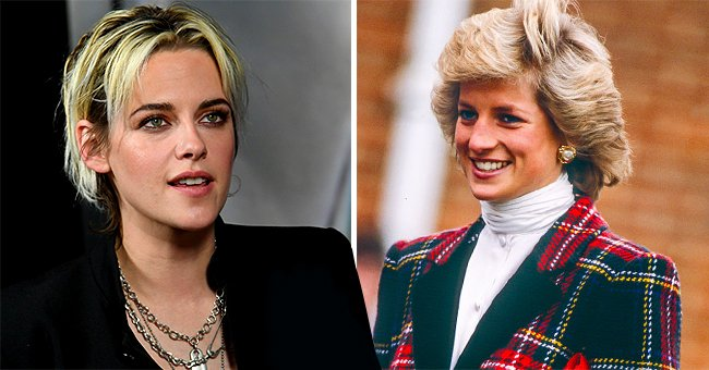 Fans Criticize New Photos of Kristen Stewart in the Role of Princess Diana — See Their Comments