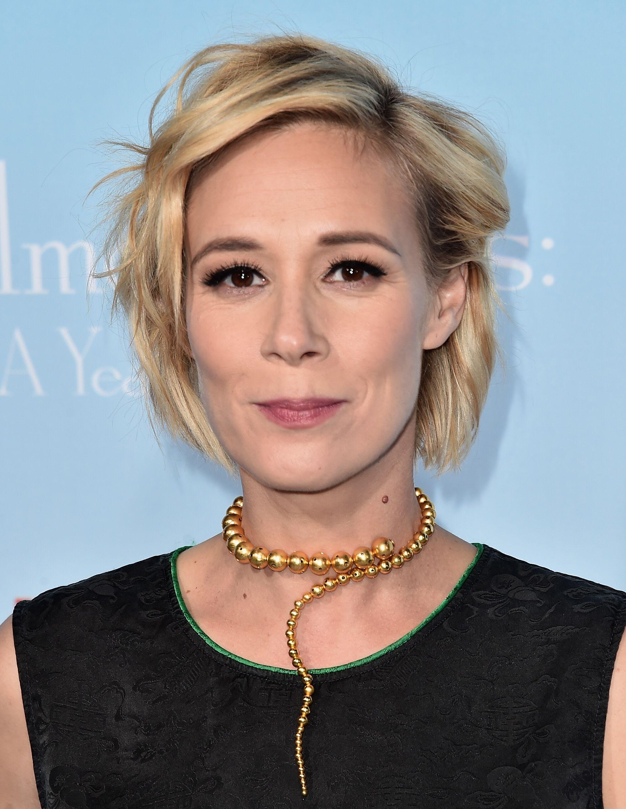 """Actress Liza Weil attends the premiere of Netflix's """"Gilmore Girls: A Year In The Life"""" at the Regency Bruin Theatre on November 18, 2016 in Los Angeles, California   Photo: Getty Images"""