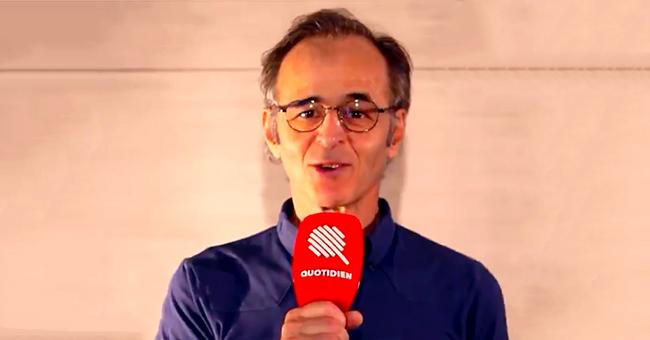 Le retour de Jean-Jacques Goldman à la TV : il a 'officiellement' lancé l'émission 'Quotidien'