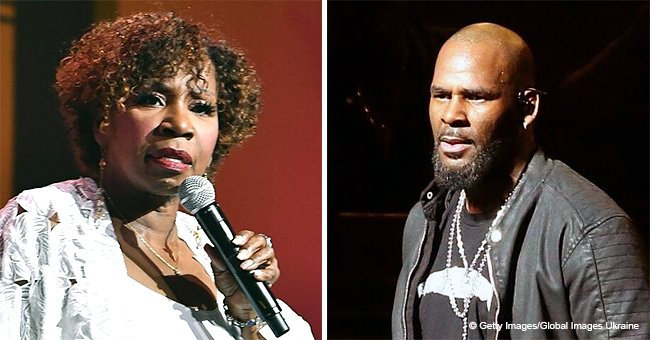 Iyanla Vanzant says she shut R. Kelly down after singer allegedly asked to appear on 'Fix My Life'