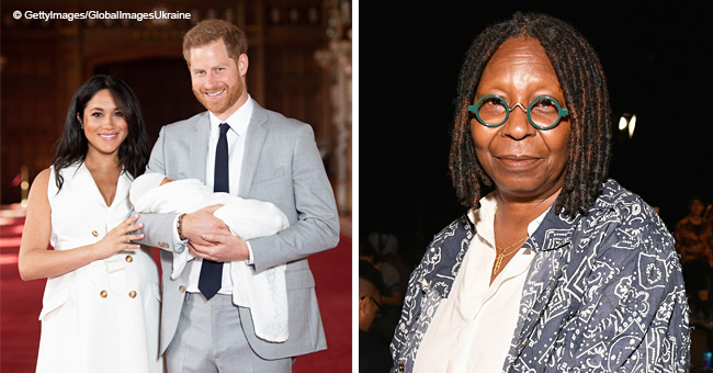 Whoopi Goldberg Finally Reacts to the Arrival of Baby Sussex on 'The View'