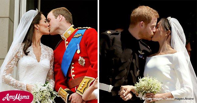 So brachen Herzogin Kate und Prinz William die königliche Tradition an ihrer ersten Hochzeitsnacht