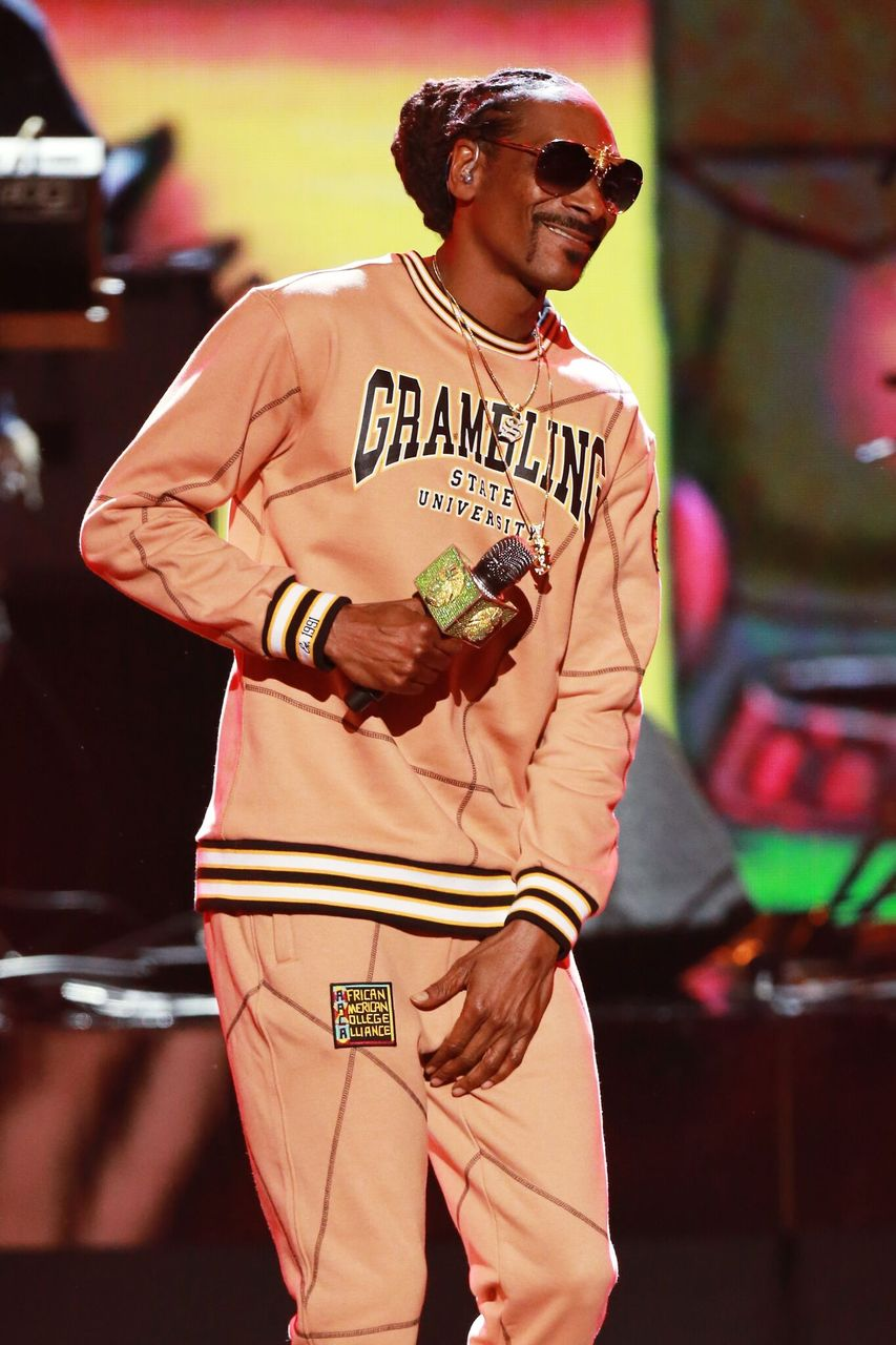 Snoop Dogg performs onstage at the 2018 BET Awards at Microsoft Theater on June 24, 2018 in Los Angeles, California. | Source: Getty Images