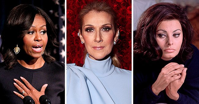 Michelle Obama, Céline Dion and Other Stars Who Opened up about Miscarriages