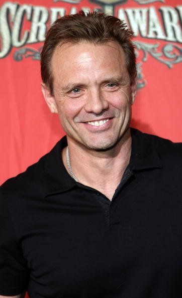 "Michael Biehn arrives to Spike TV's ""Scream Awards 2006"" at the Pantages Theatre on October 7, 2006, in Los Angeles, California. 