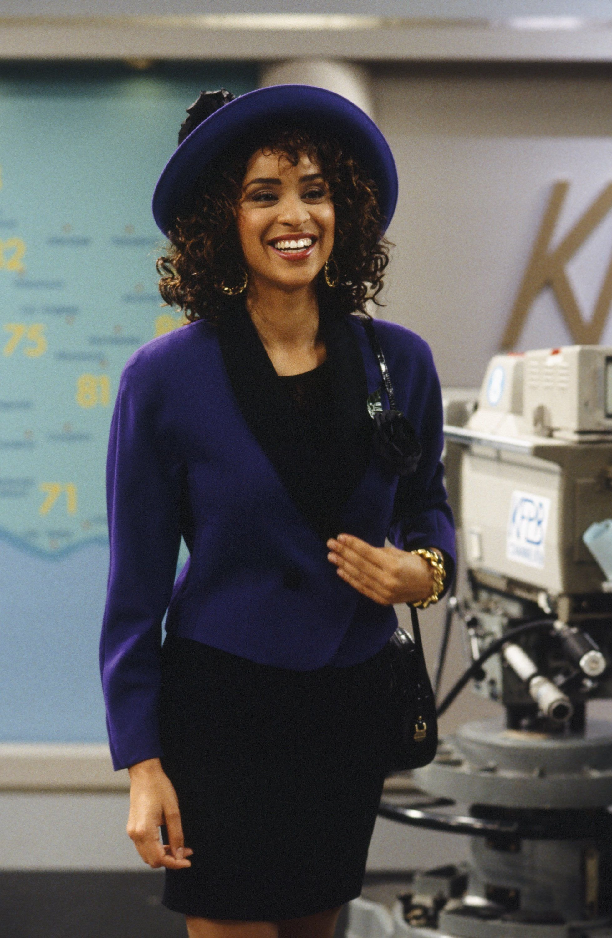 """Karyn Parsons as Hilary Banks in """"The Fresh Prince of Bel-Air"""" circa 1994 
