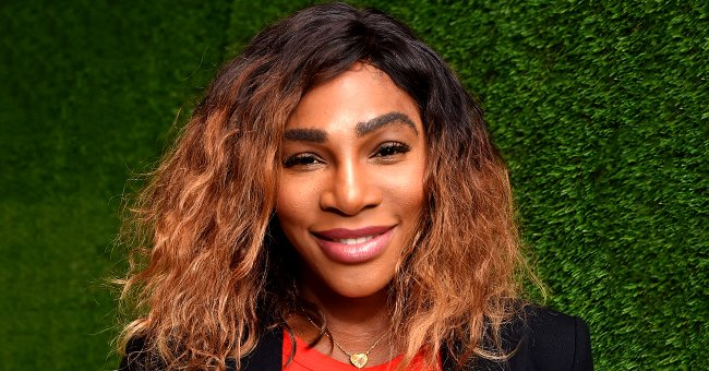 Serena Williams' Daughter Olympia Poses like a Boss in Pink Dress & Sunglasses in Throwback Pic