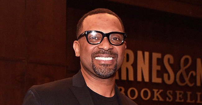 Mike Epps' Granddaughter & His Baby Indiana Bond as They Smile Together in Adorable New Photo