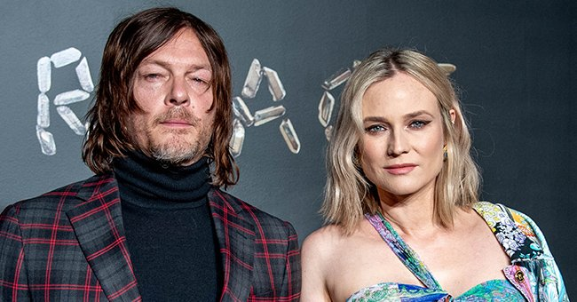 Norman Reedus and Diane Kruger on December 02, 2018 in New York City | Photo: Getty Images