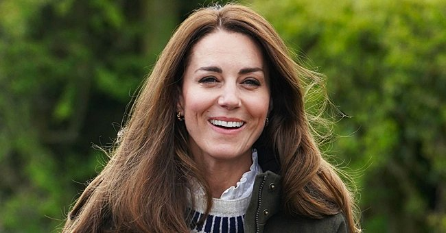 Check Out Kate Middleton's $12,350 Diamond Pendant in Her Anniversary Pic with Prince William