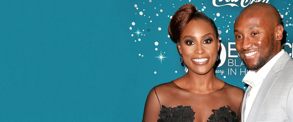 Issa Rae Gets Married in France – See Her Gorgeous White Tube Dress & Dreamlike Wedding Photos