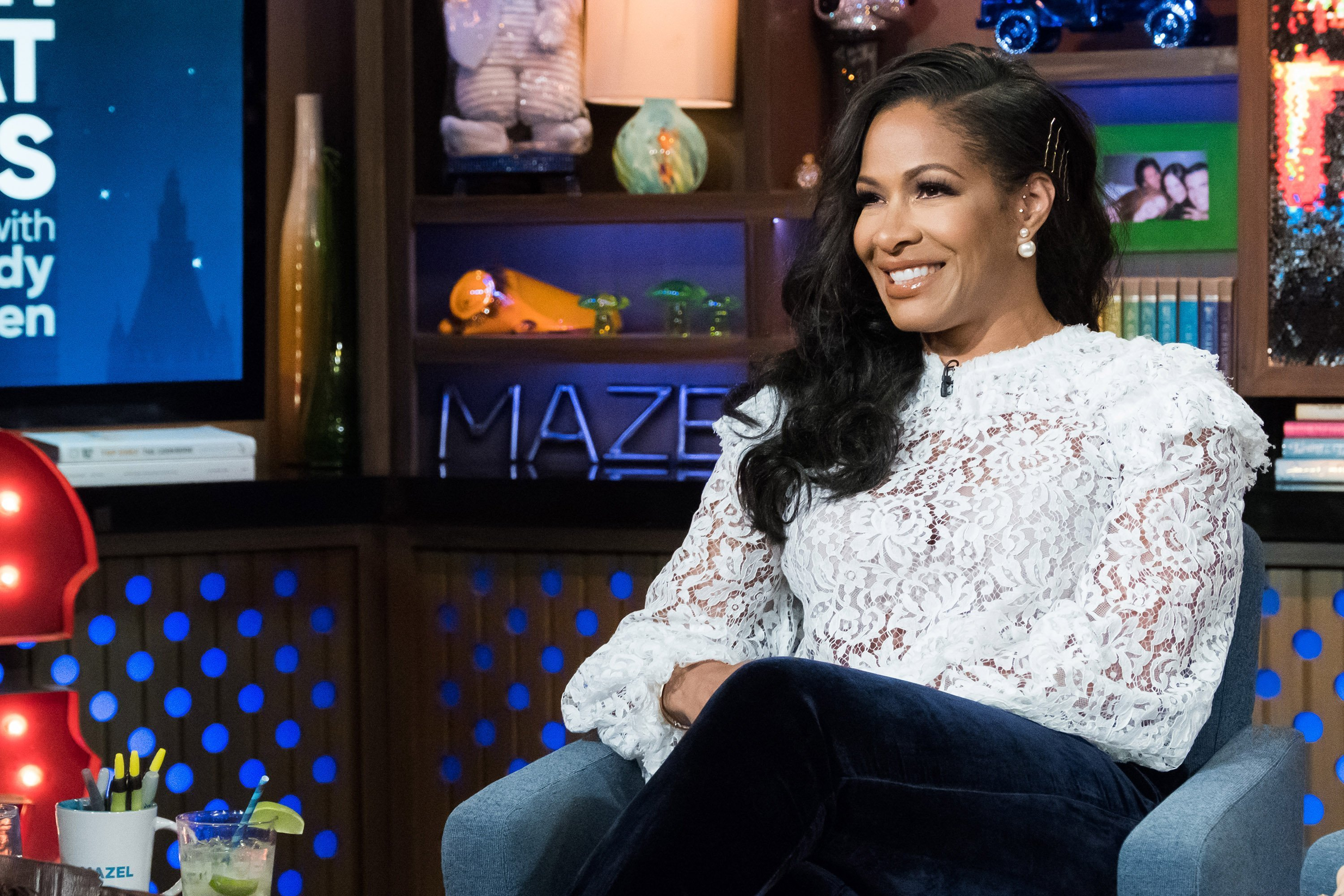 WATCH WHAT HAPPENS LIVE WITH ANDY COHEN -- Pictured: Sheree Whitfield| Photo: Getty Images