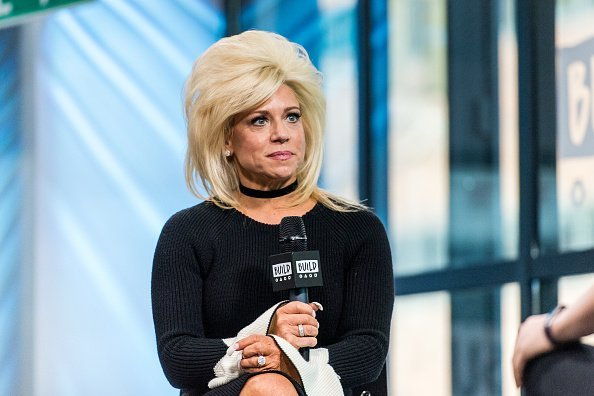 """Theresa Caputo discusses """"The Long Island Medium"""" with the Build Series at Build Studio 