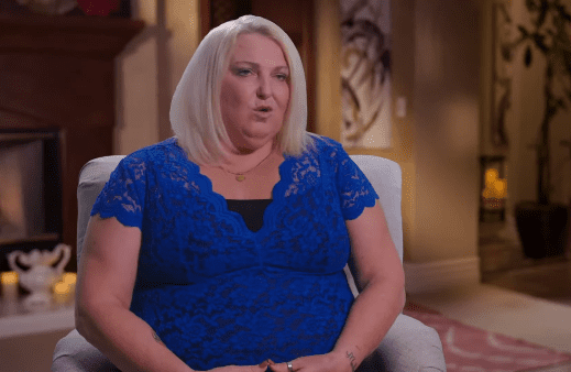 """Angela Deem in an episode of """"90 Day Fiancé"""" 