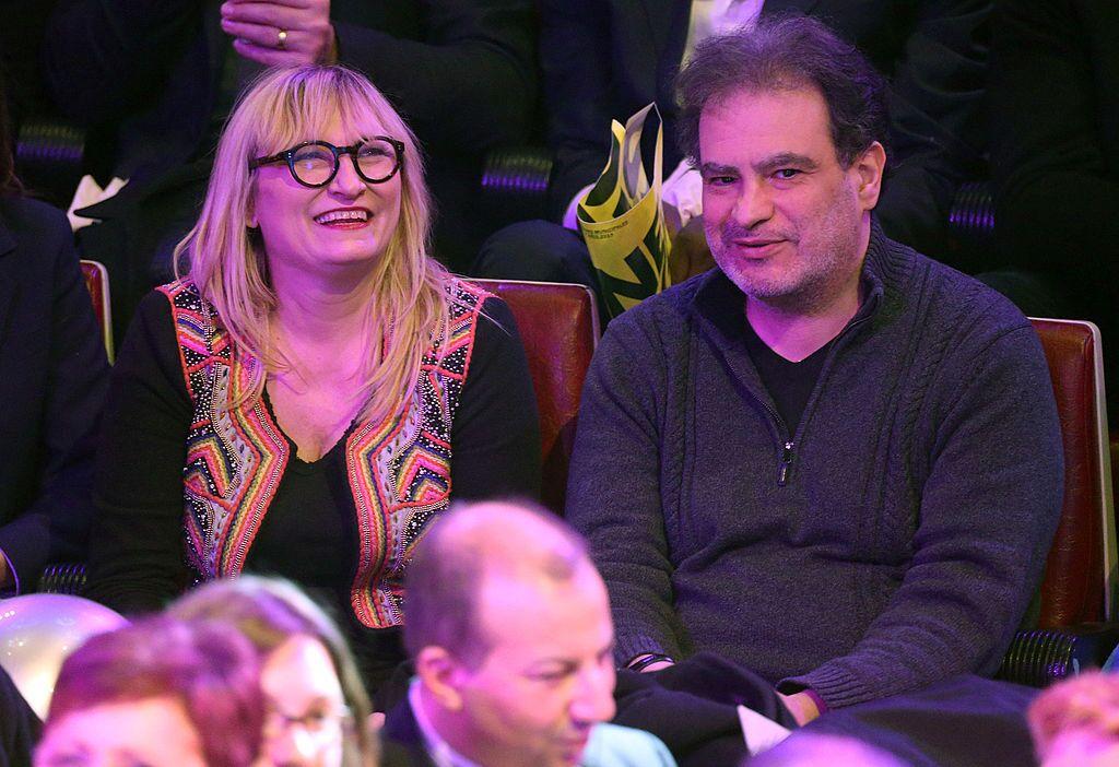 Christine Bravo et Raphael Mezrahi | Source : Getty Images