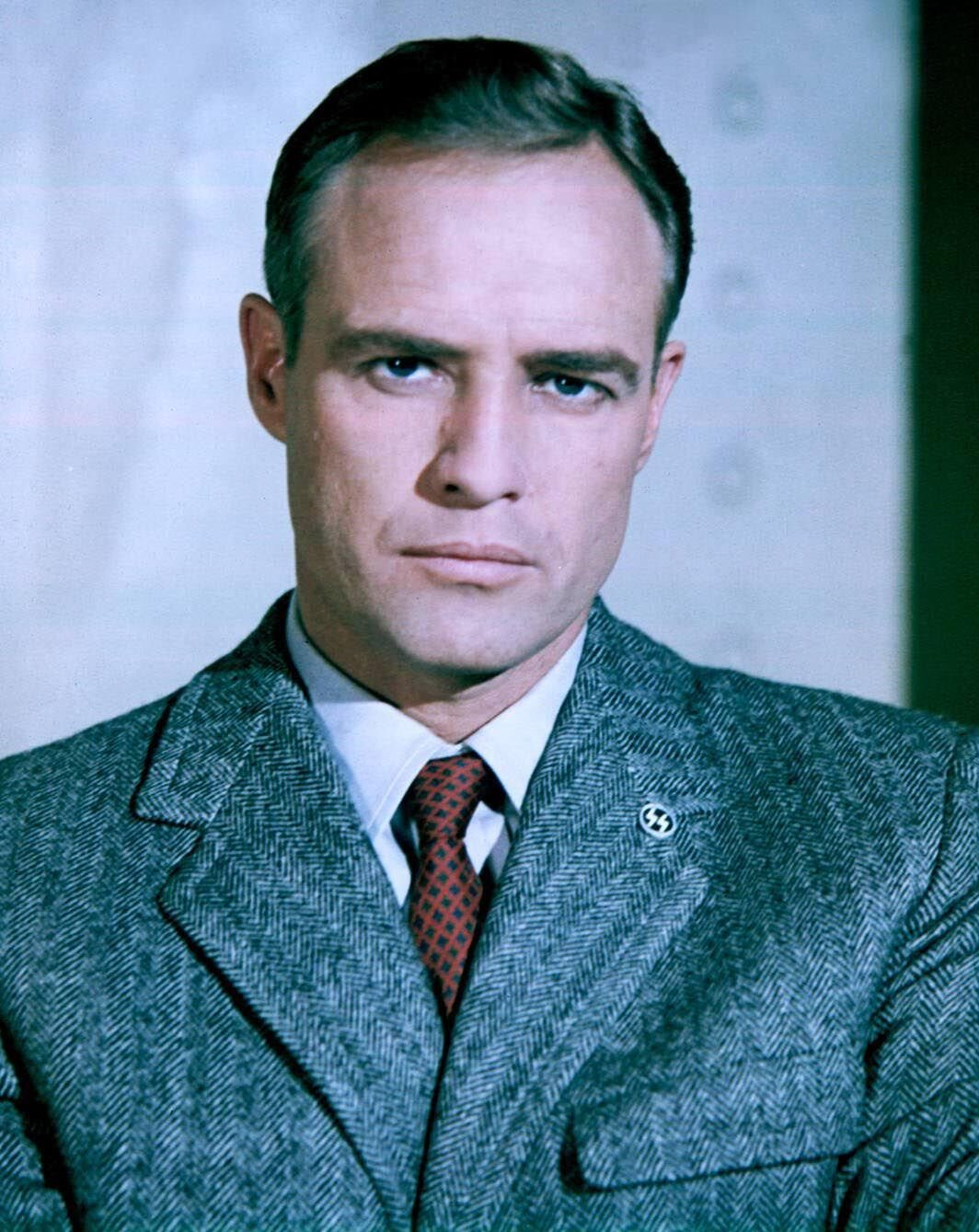 Marlon Brando / Source : Getty Images