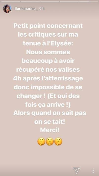 Source : Instagram / llorismarine