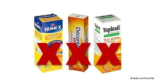 Toplexil, Humex, Decontractyl et les autres médicaments qui pourraient aggraver votre état de santé