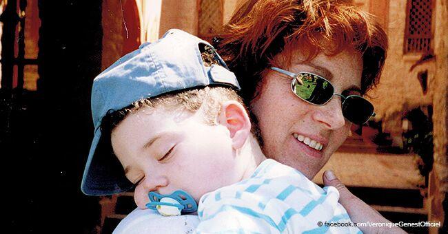 Véronique Genest : son fils Sam,  qu'elle n'a pas vu grandir
