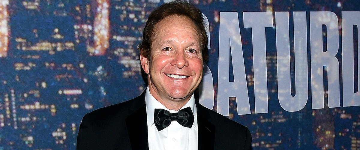 Steve Guttenberg at the SNL 40th Anniversary Celebration on February 15, 2015   Photo: Getty Images