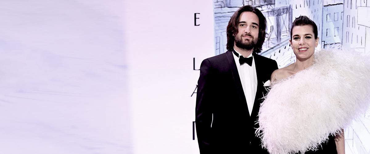 La princesse de Monaco s'est mariée dans une robe sublime Saint Laurent Paris