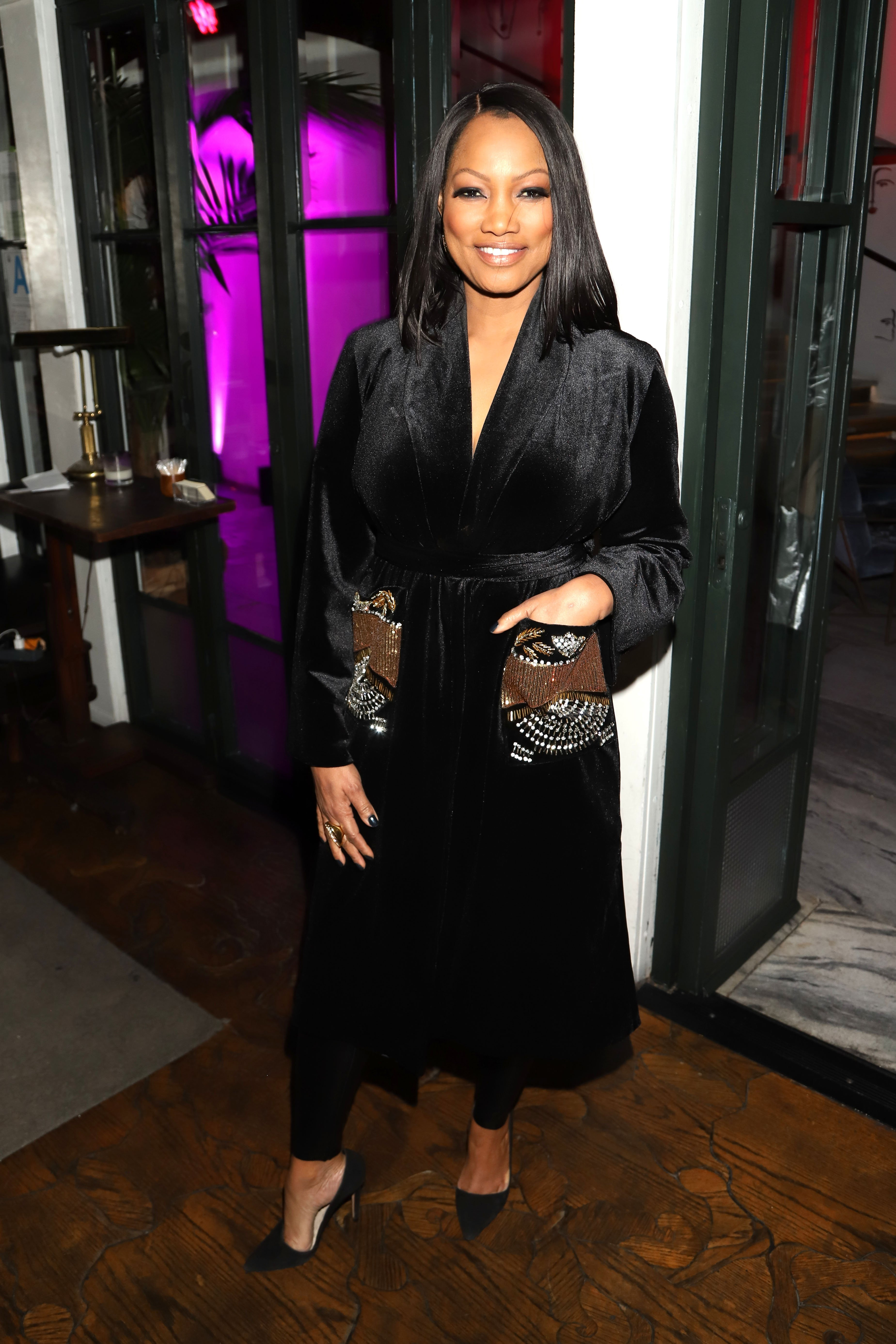 Garcelle Beauvais attends a formal event in 2019   Source: Getty Images