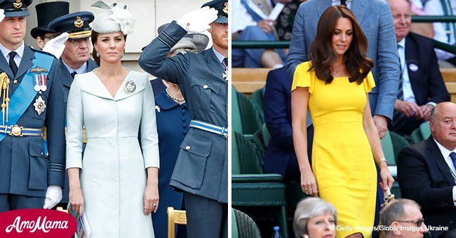 Hello: Kate Middleton shares secret of quick weight loss after giving birth