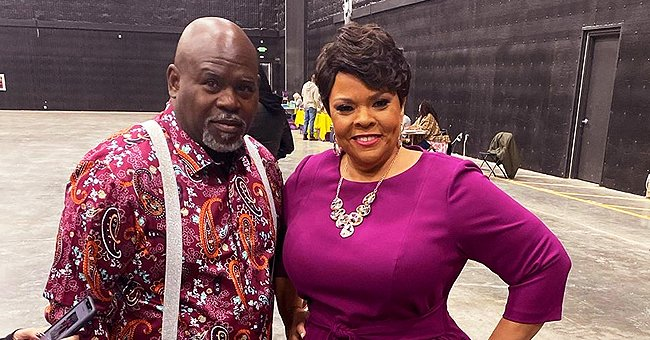Tamela Mann Says She Wants to Slim down so That Husband David Could Scoop Her up in a New Video