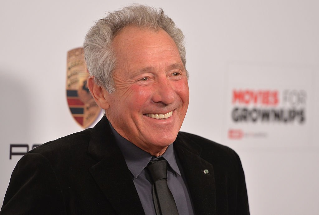 Israël Horovitz souriant. | Photo : Getty Images
