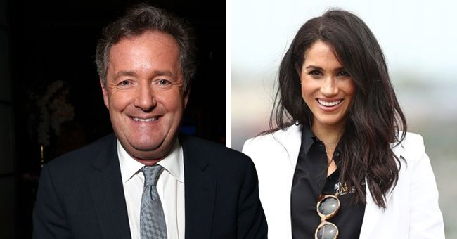 Here Are Questions Piers Morgan Said He Would Ask Meghan Markle if Given an Interview With Her