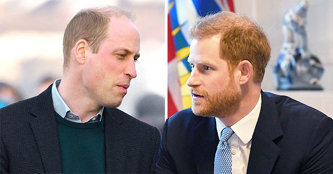 Us Weekly: William & Harry Have Different Coping Mechanisms Amid Royal Exit Drama