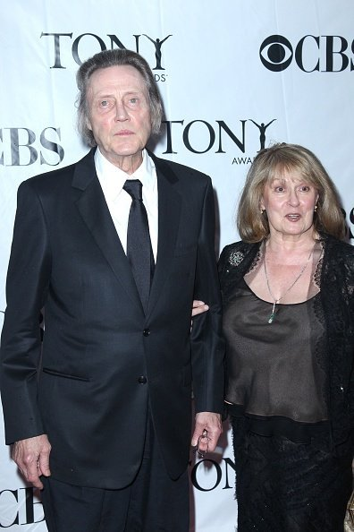 Christopher Walken and Georgianne Walken at 2010 TONY AWARDS in New York City.| Photo: Getty Images.