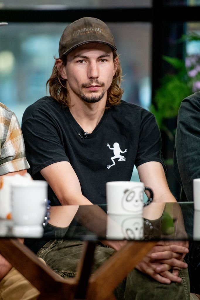 """Parker Schnabel discusses """"Gold Rush"""" with Build Brunch at Build Studio on October 12, 2018 