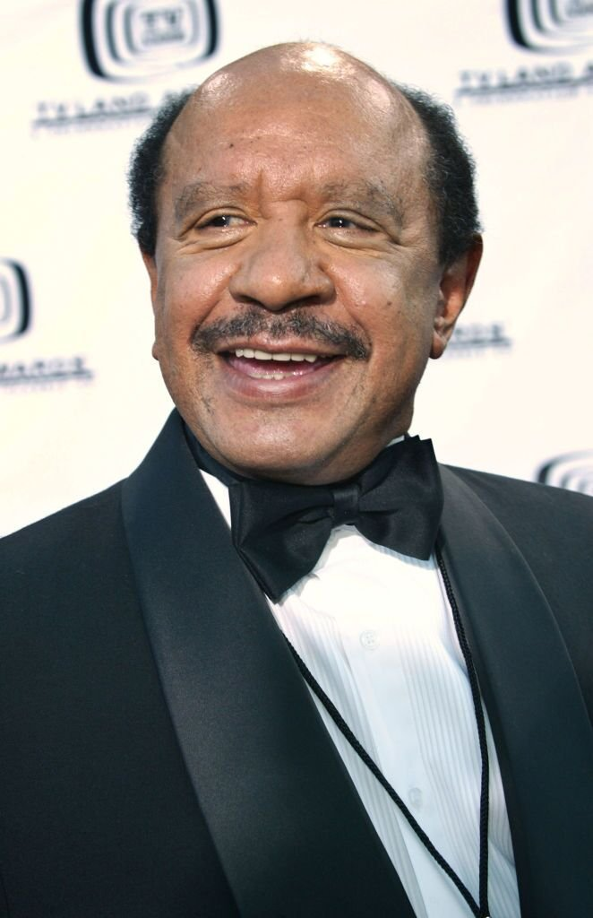 Actor Sherman Hemsley attends the 2nd Annual TV Land Awards  | Getty Images