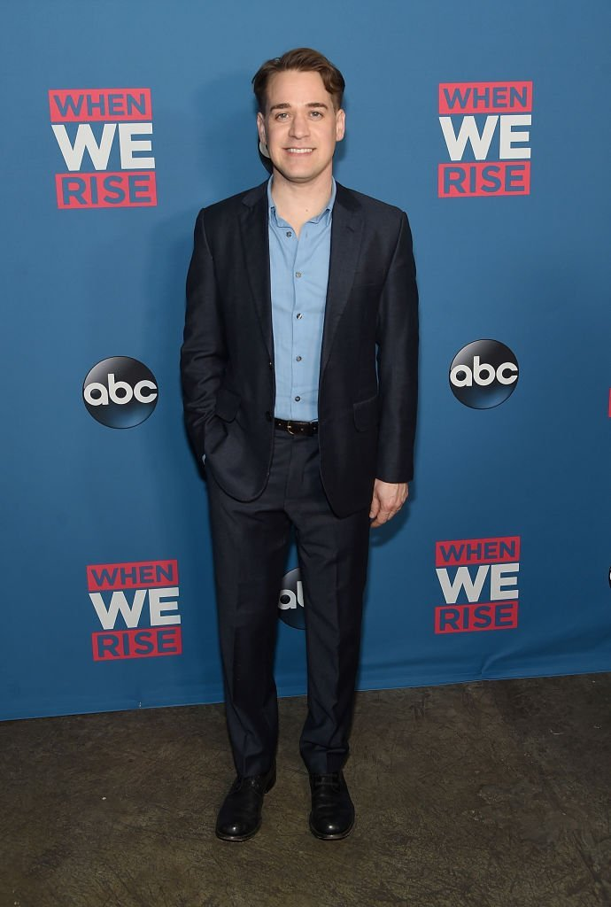 "T.R. Knight attends the ""When We Rise"" screening event in New York City on February 22, 2017 