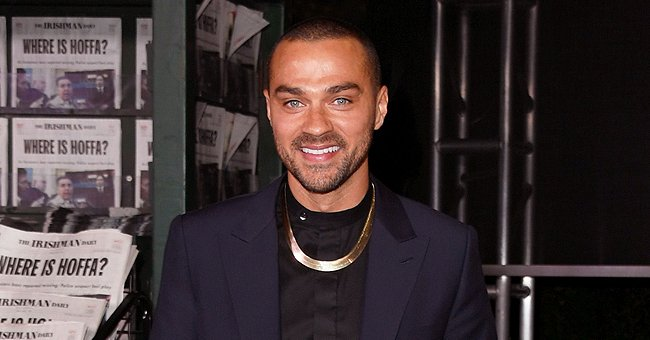 'Grey's Anatomy's' Jesse Williams' Lady Love Taylour Bares Her Flat Abs in a Photo with Dogs