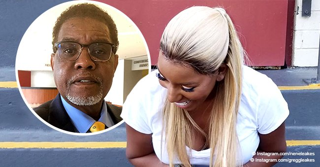 NeNe Leakes raises concern after sharing photo with cryptic message amid husband's cancer battle
