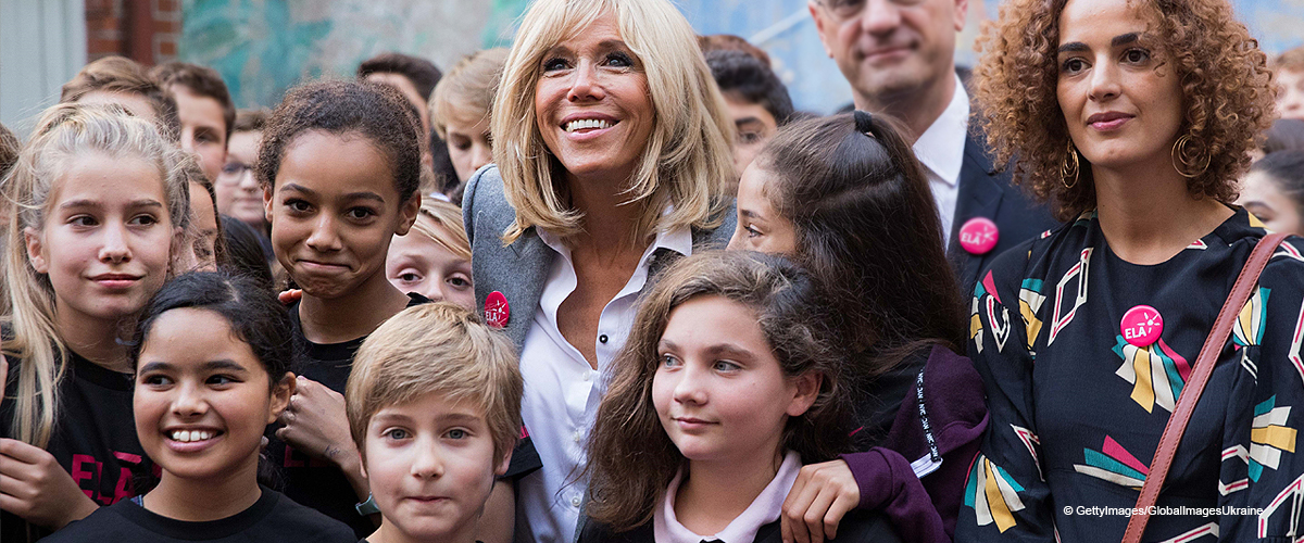 """Brigitte Macron raconte comment la violence affecte les enfants : """"Nos enfants ne peuvent pas s'épanouir"""""""