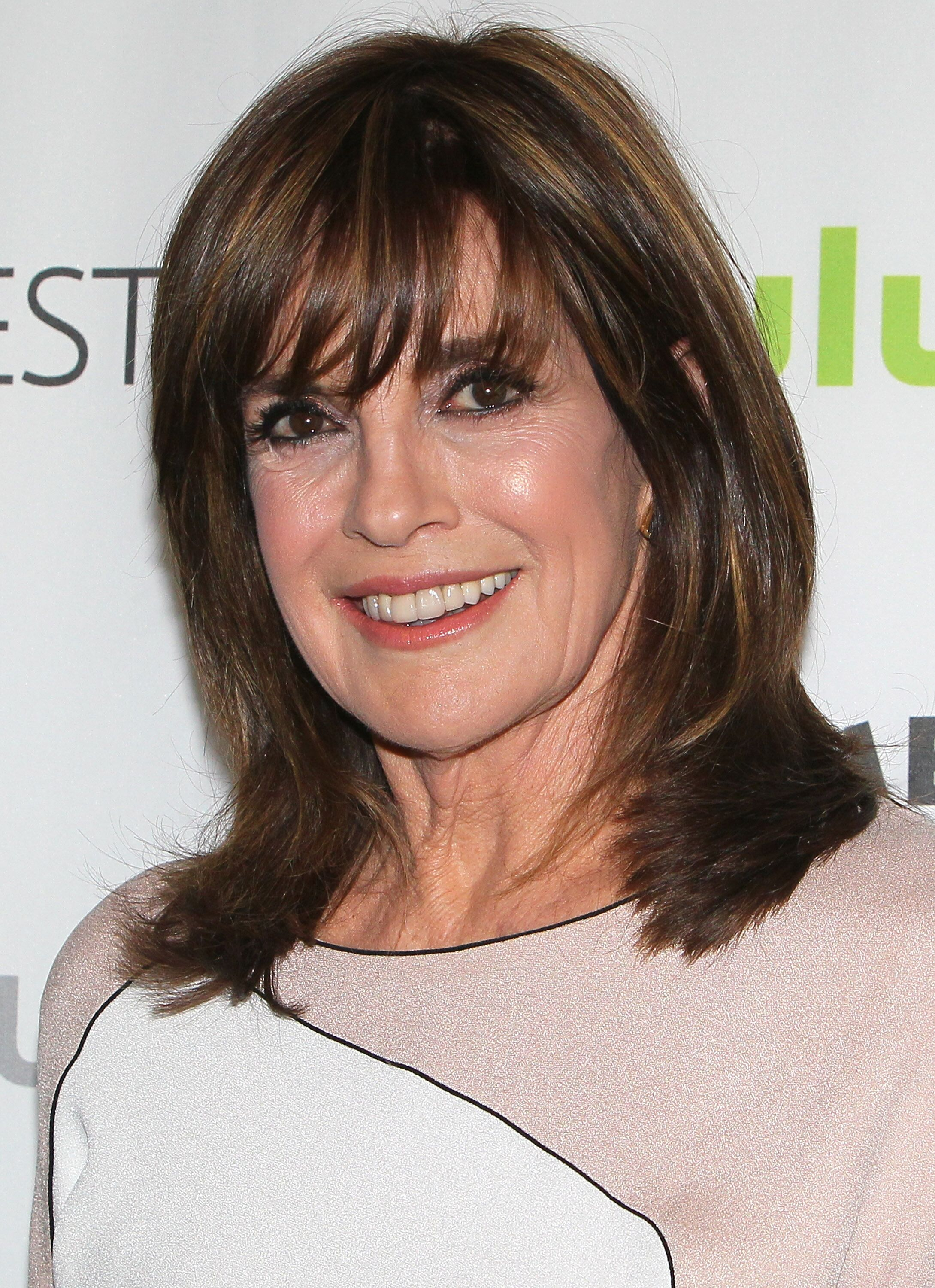 """Linda Gray attends The Paley Center For Media's PaleyFest 2013 honoring """"Dallas."""" 