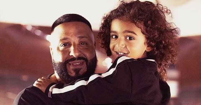 DJ Khaled's Son Asahd Tries to Play the Flute in Video Shared by His Music Producer Dad