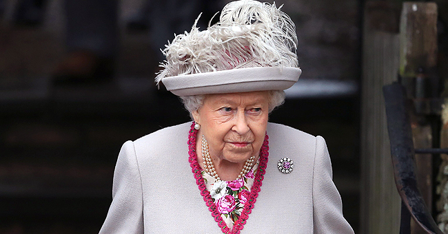 Queen Elizabeth to Reportedly Skip Little Archie's Christening Later This Summer