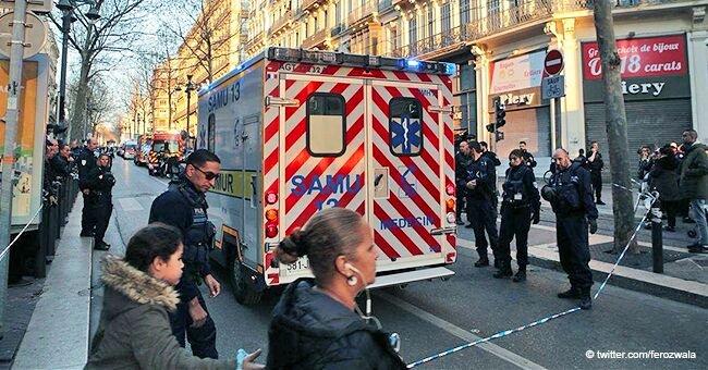 Fusillade à Marseille: L'homme abattu par la police après avoir blessé quatre personnes (vidéo)