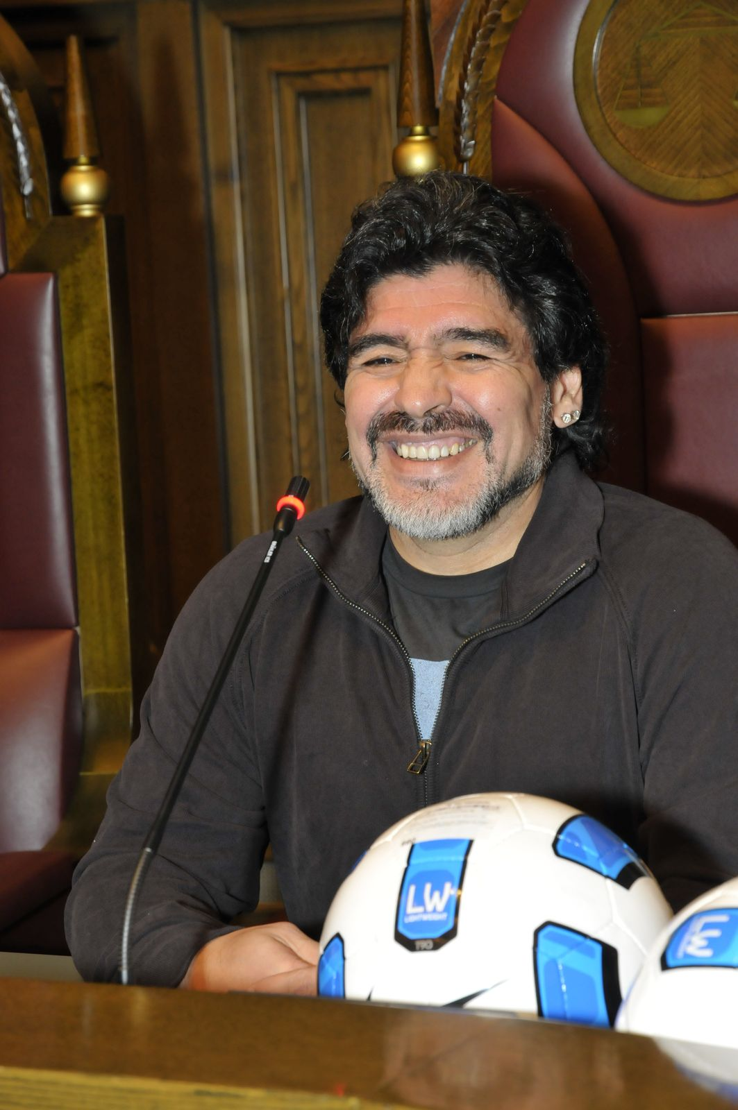 Le footballeur Diego Maradona | Photo : Getty Images