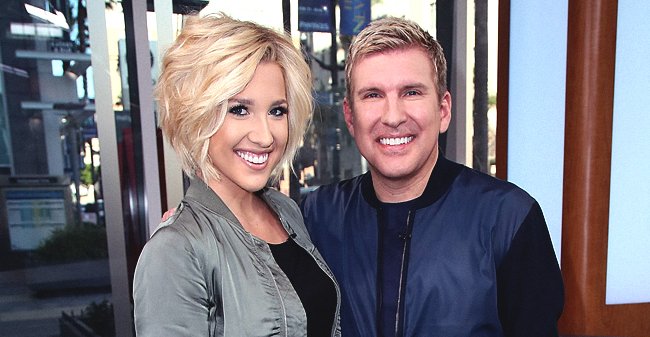 Todd Chrisley's Daughter Savannah Rocks New Hairdo after Chopping off Blonde Bob for a Stylish Pixie Cut