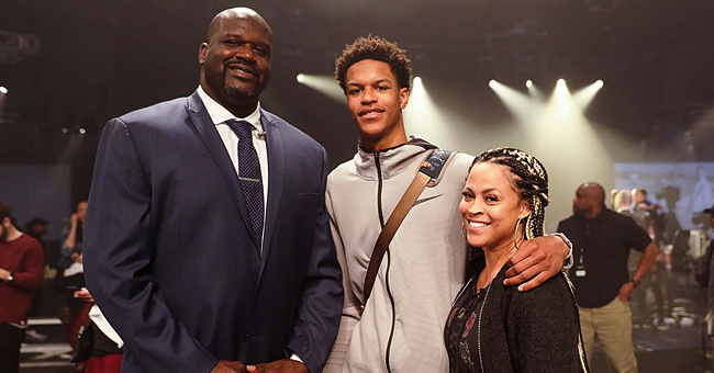 Shaunie O'Neal Shares Video Showing Son Shareef Got Tattoo of Her Face