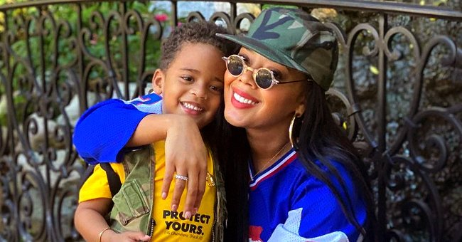 Angela Simmons of 'Growing Up Hip-Hop' Says She Needs Son Sutton's Approval before Dating Anyone